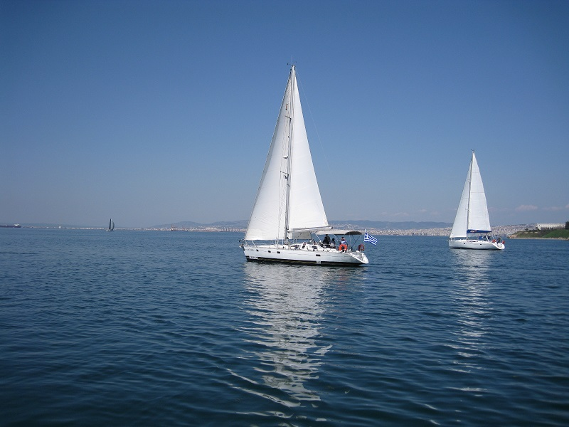 Sailing Tour of Thessaloniki