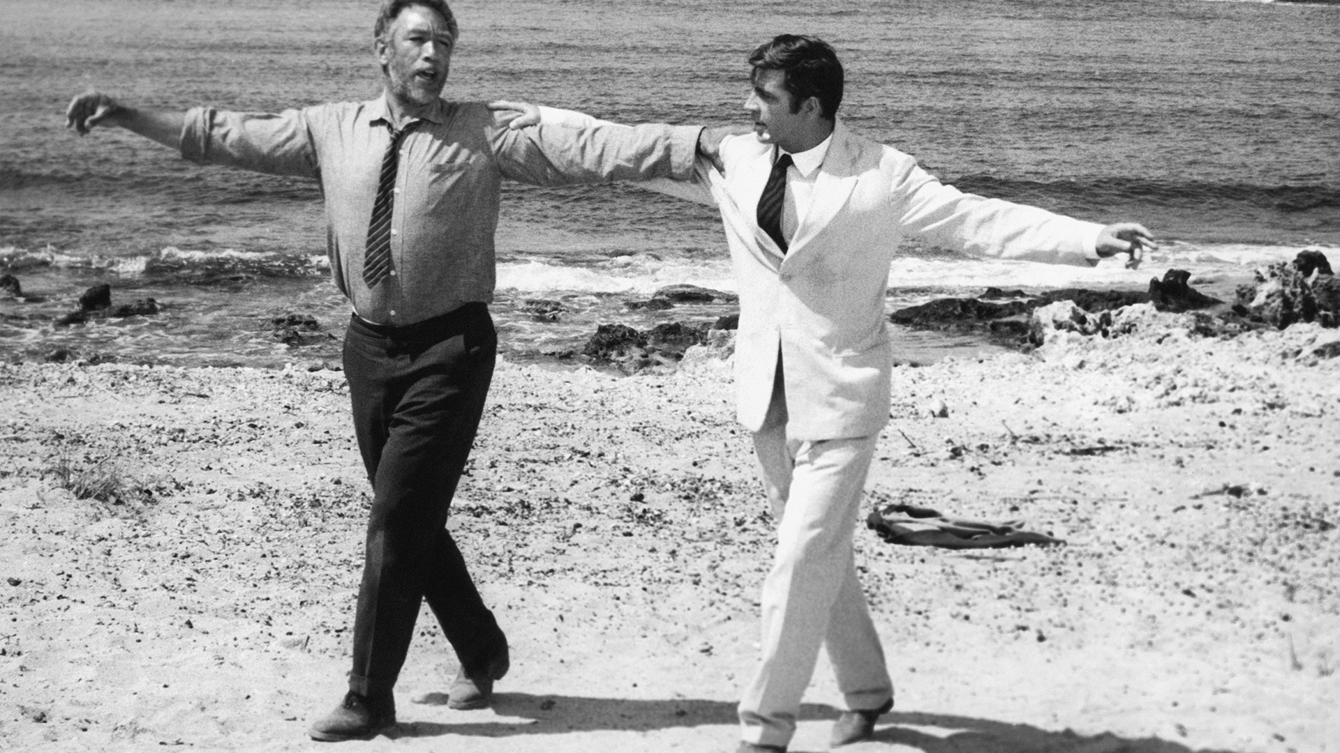 Zorba the Greek Movie
