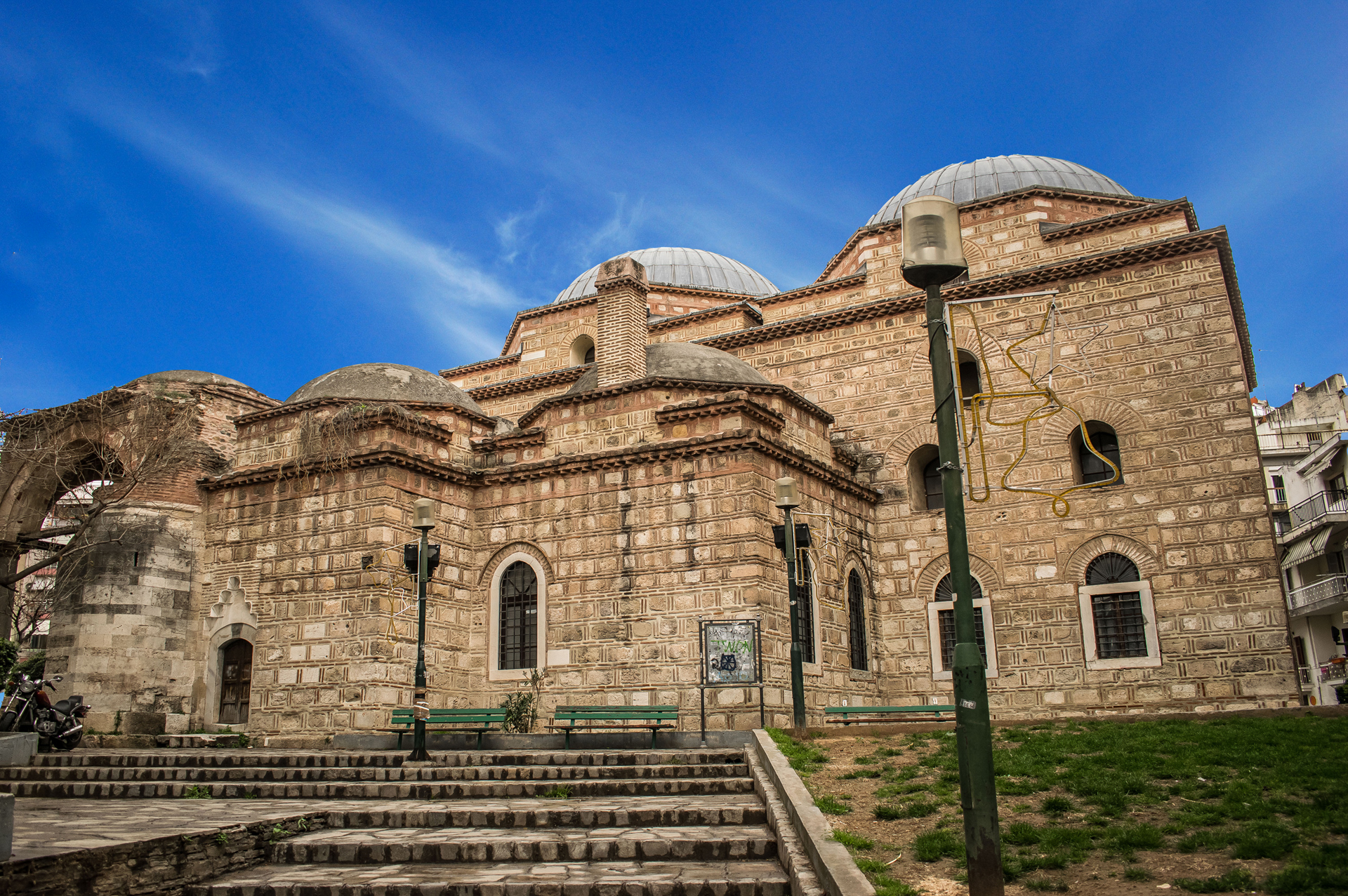 Alaca Imaret Mosque found in Thessaloniki, Greece