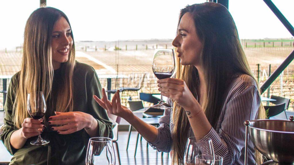 Grekaddict Team goes Wine Tasting like a Pro at Ktima Gerovassiliou