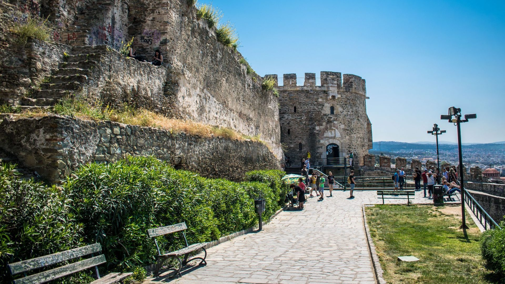 5 Neighborhoods You Must Visit in Thessaloniki