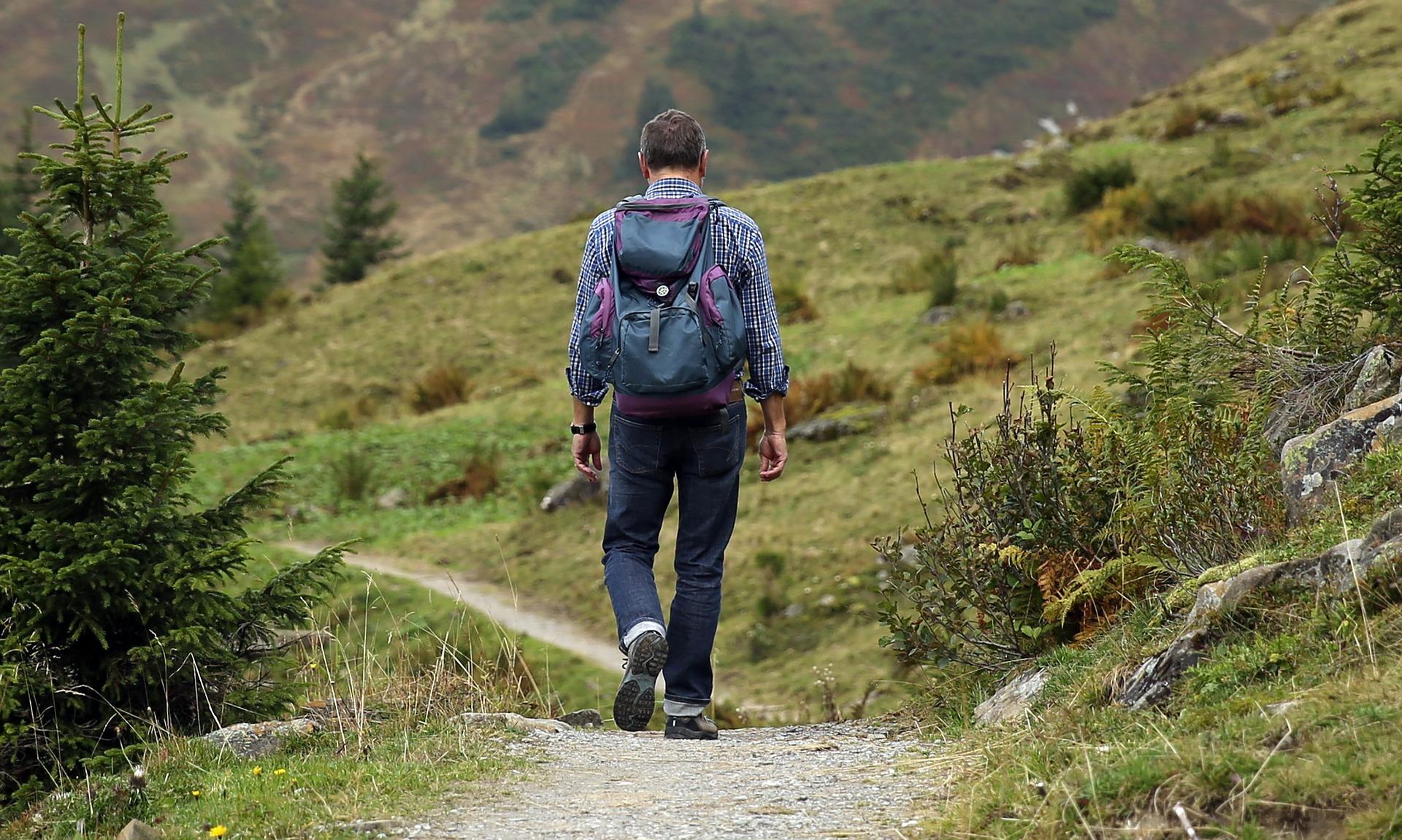 Hiking in Halkidiki