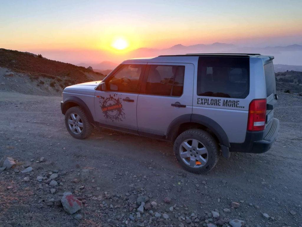 Chania Sunset Safari Tour