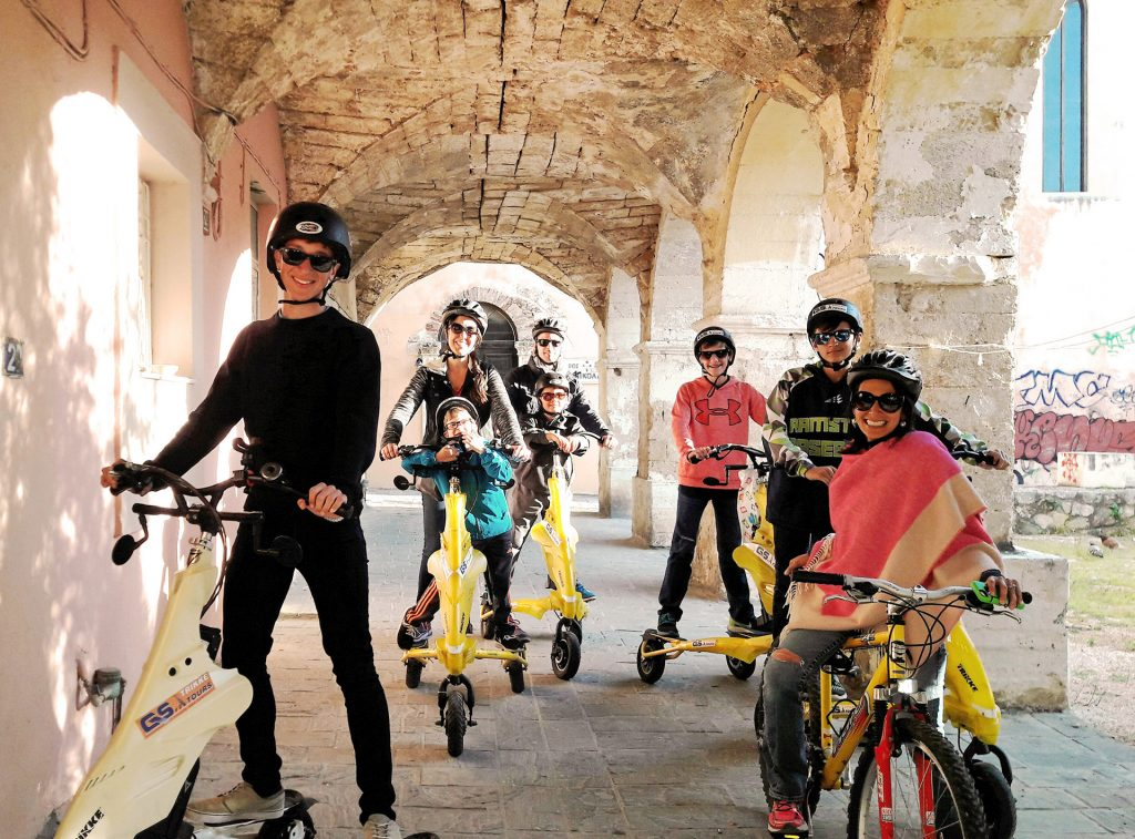 Chania Highlights Trikke City Tour
