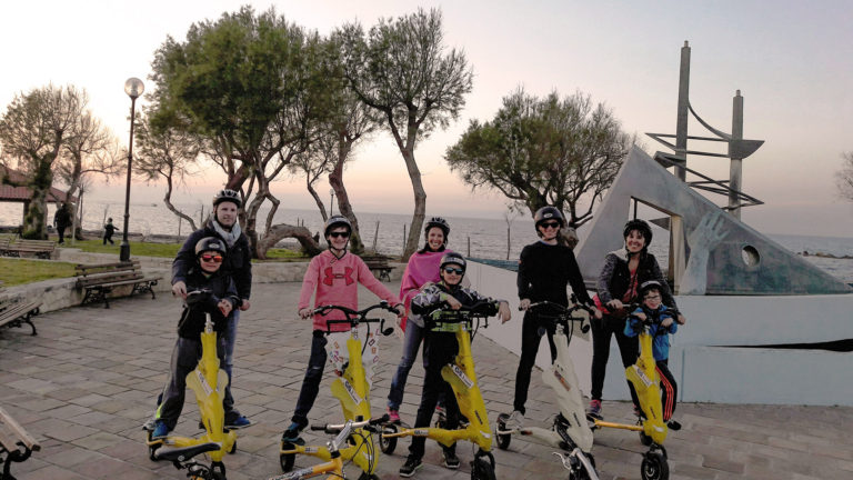 Chania Highlights Trikke City Tour