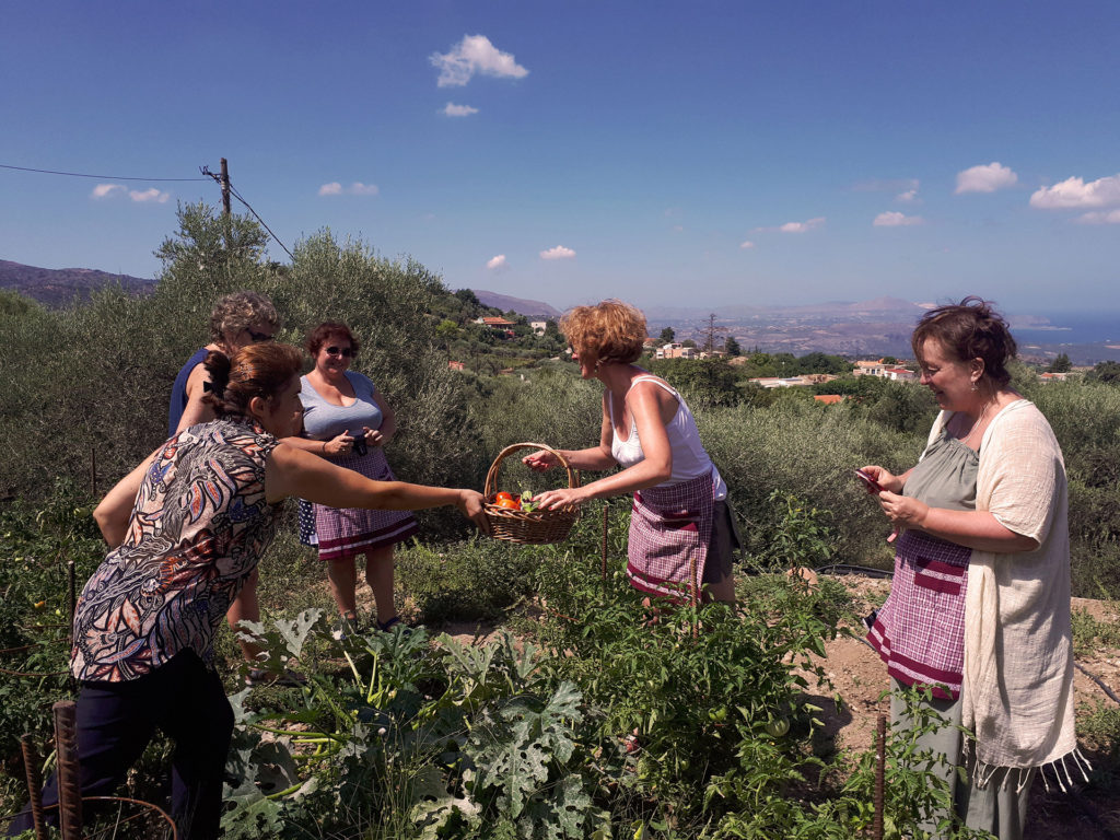 Cooking Class in Chania