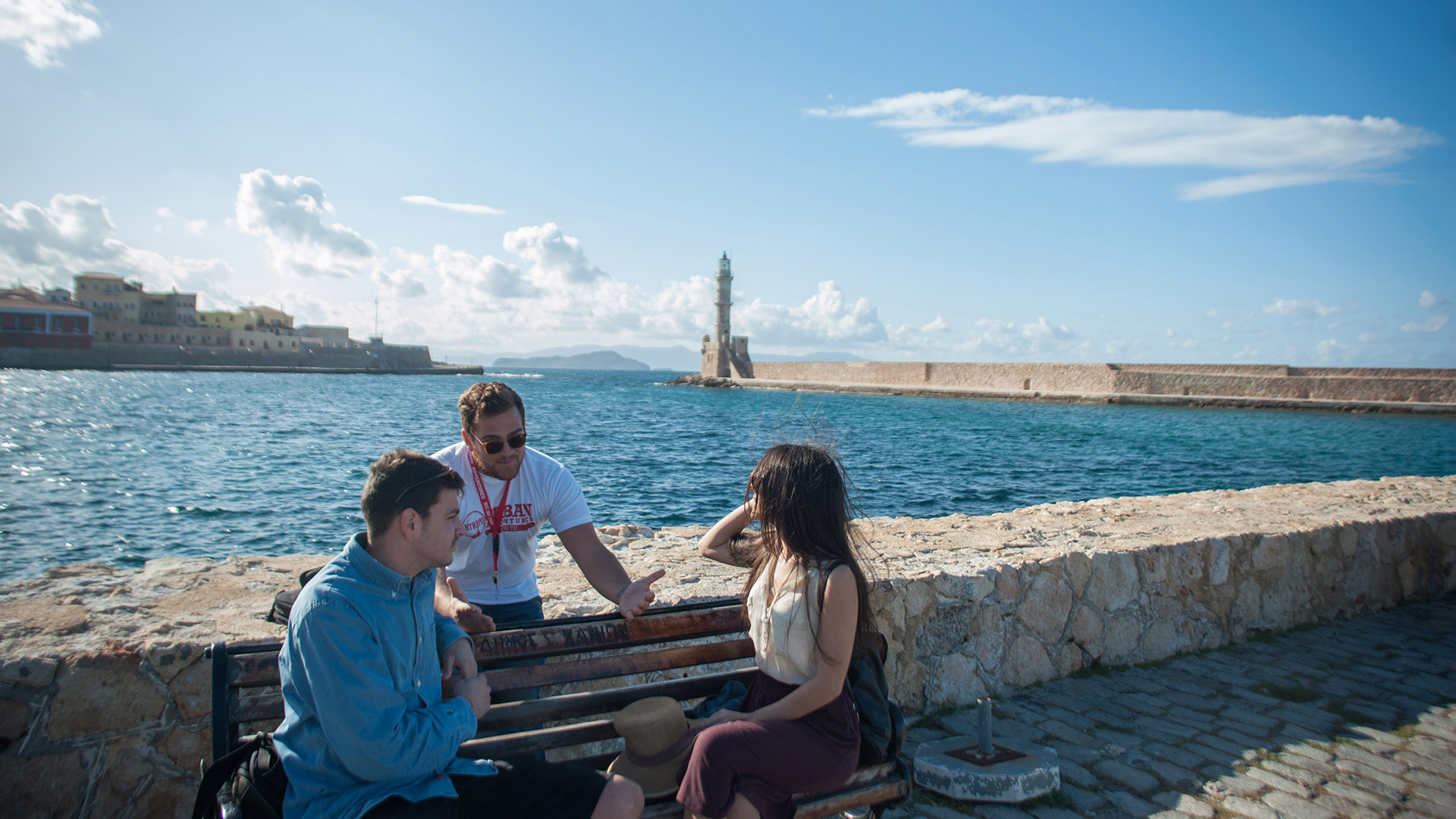 Getting around in Crete