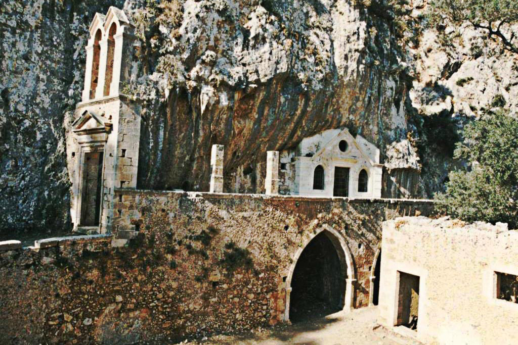 Living Like a Monk Tour in Crete