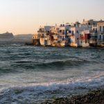 Mykonos Island in Greece