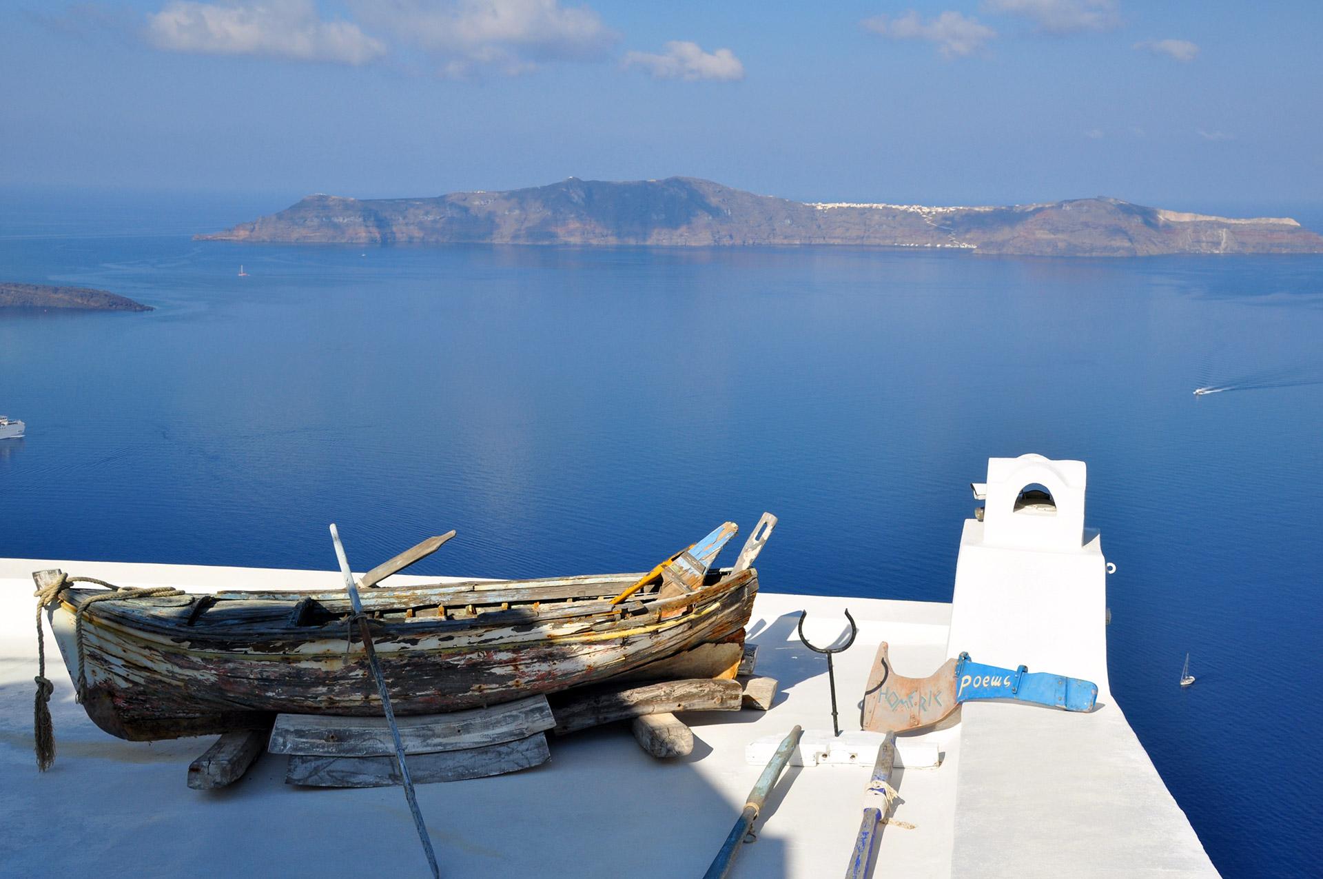 Santorini Hiking Tour - Oia