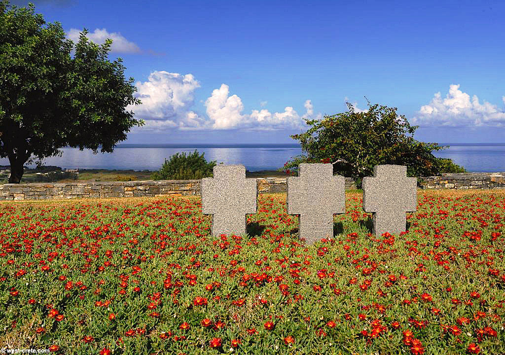 The Battle of Crete Tour from Chania