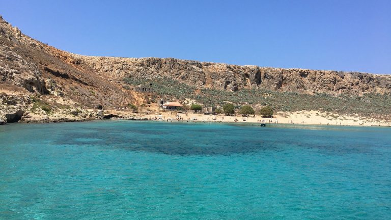 Trip to Balos and Gramvousa - Beach