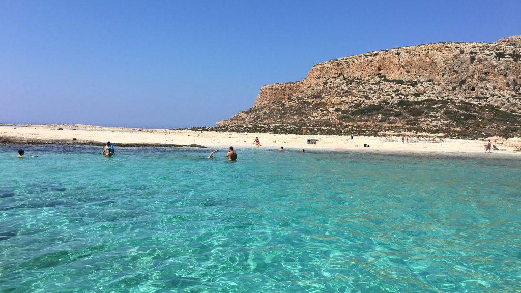 Trip to Balos and Gramvousa - Beach