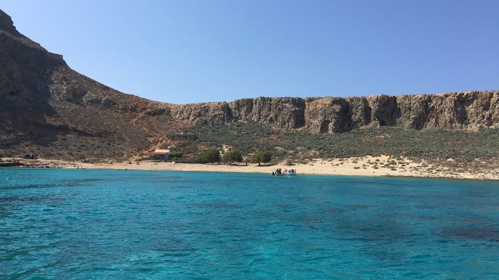 Trip to Balos and Gramvousa - Landscape