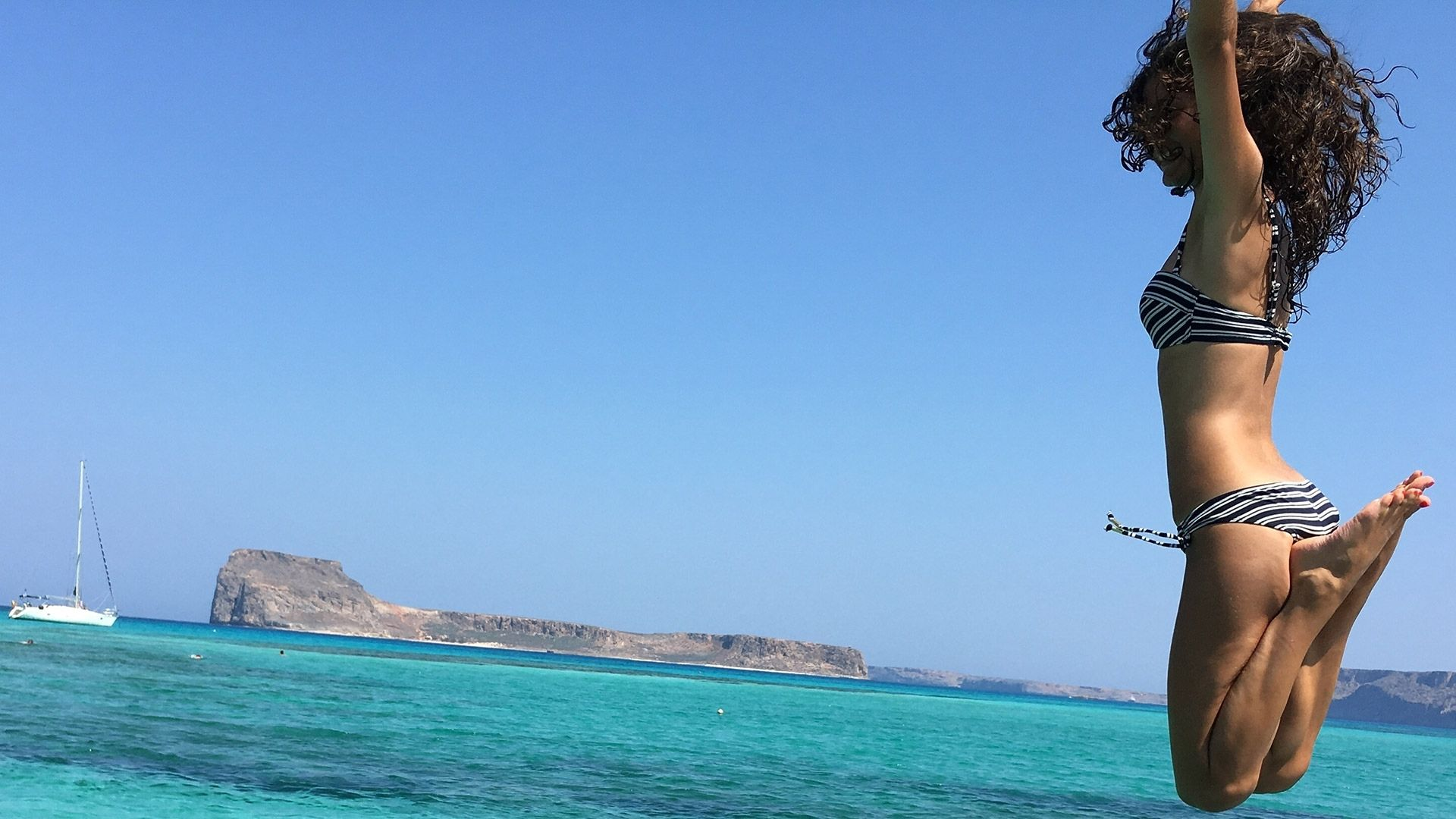 Trip to Balos and Gramvousa - Dive