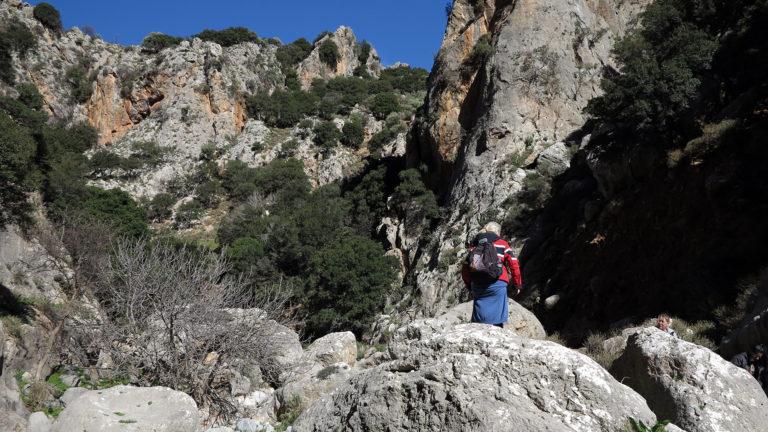 Adrianos Gorge Hiking Tour in Crete