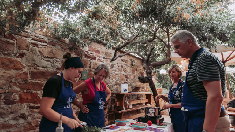 Chios Cooking Class