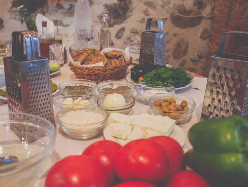 Cooking Class in Rethymno