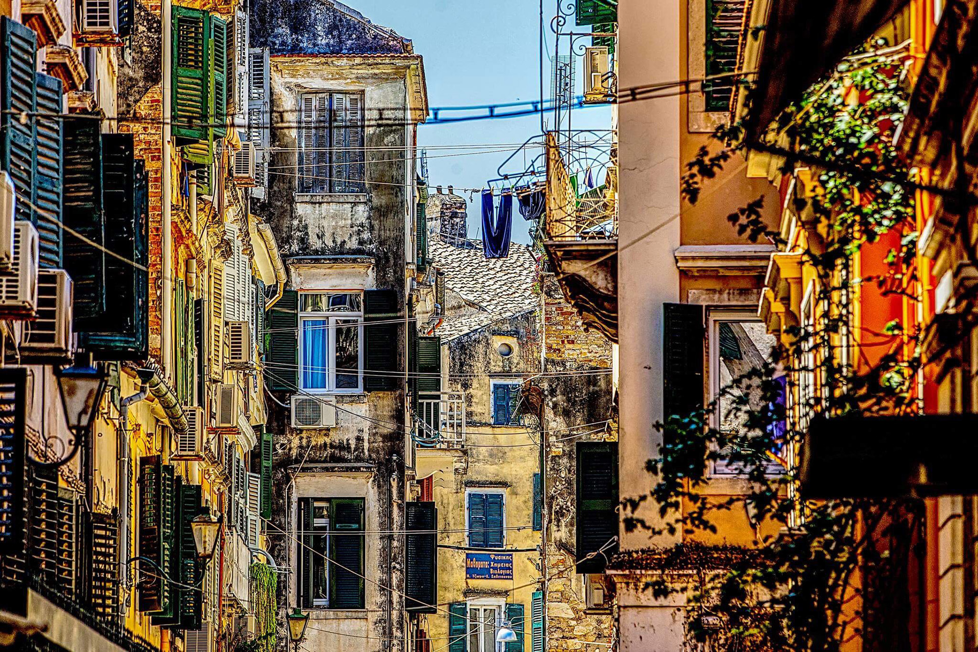 Corfu food & culture tour