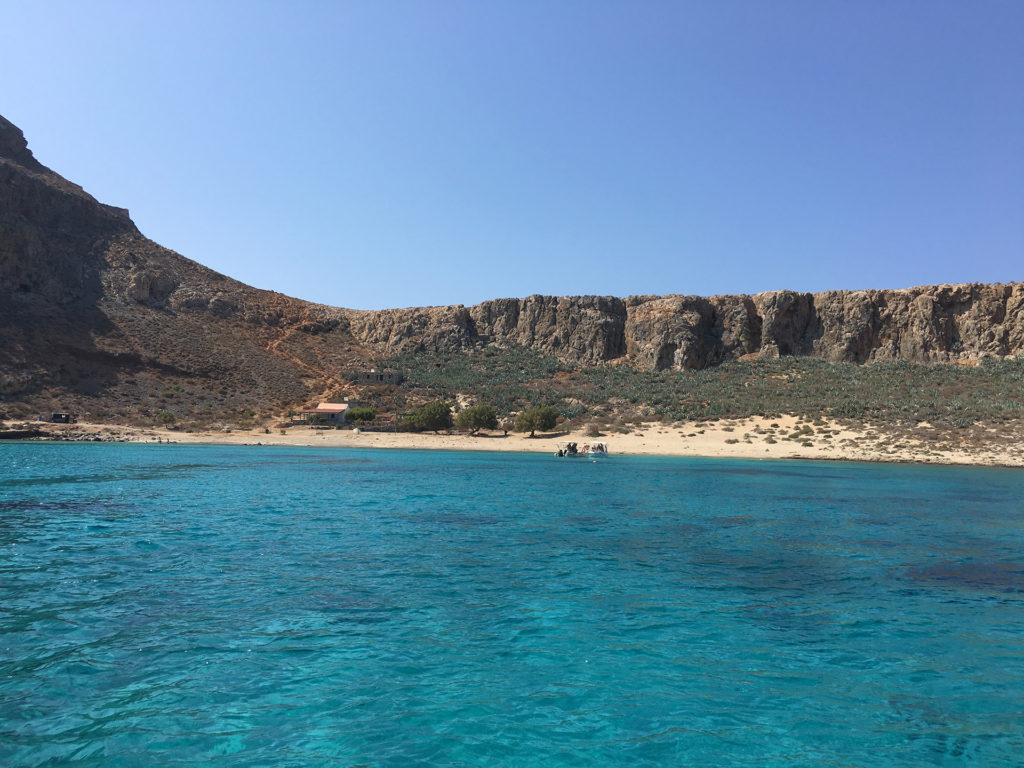 Private Speedboat Charter to Balos Lagoon and Gramvousa Island
