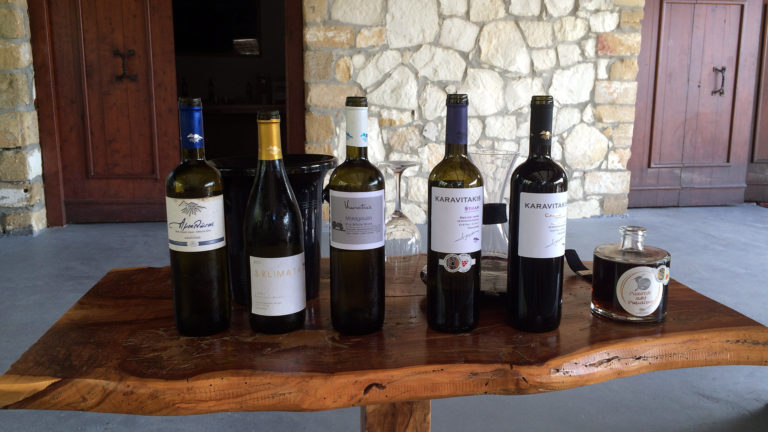 Secrets of Wine and Olives Tour from Chania