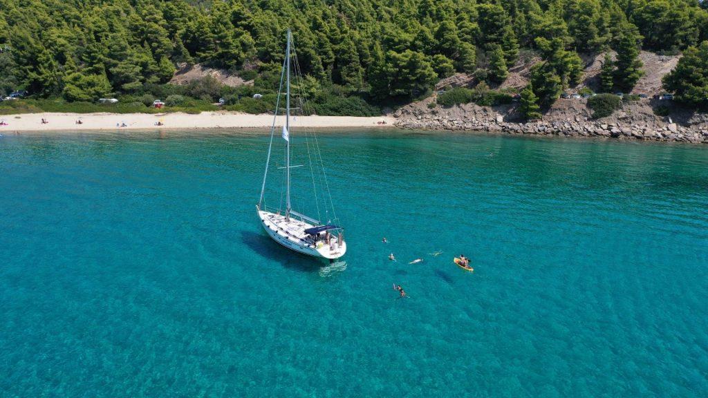 Daily Sailing Cruise in Thessaloniki - Agia Triada