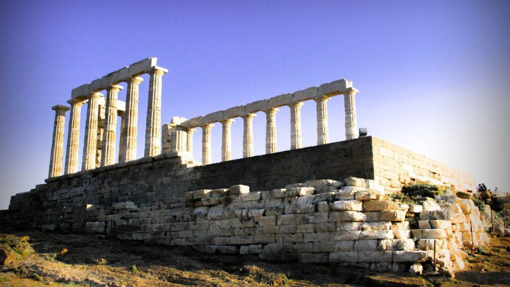 Day trip to Sounio - temple of Poseidon