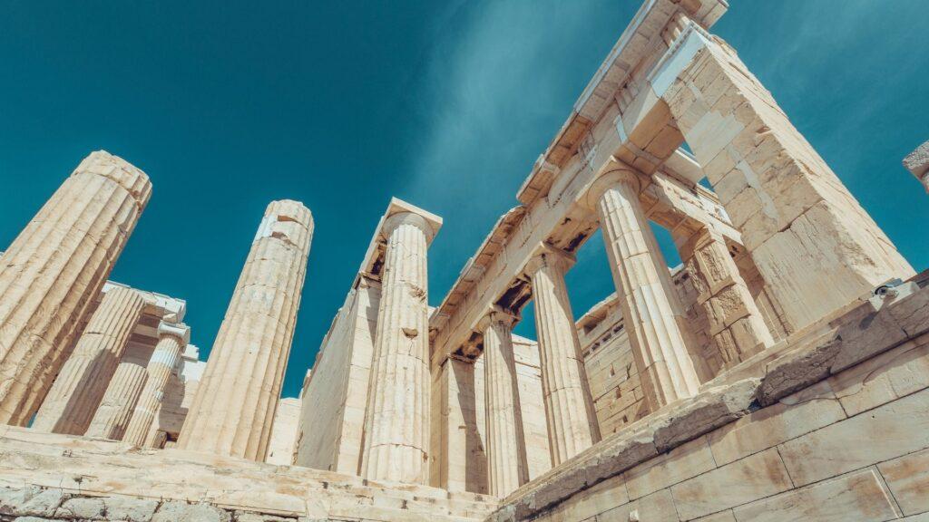 Acropolis Tour - Propylea