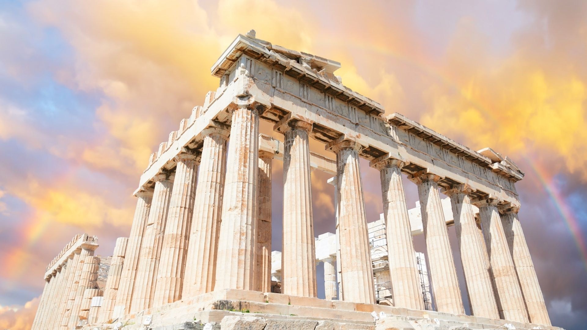 Acropolis Tour - Parthenon