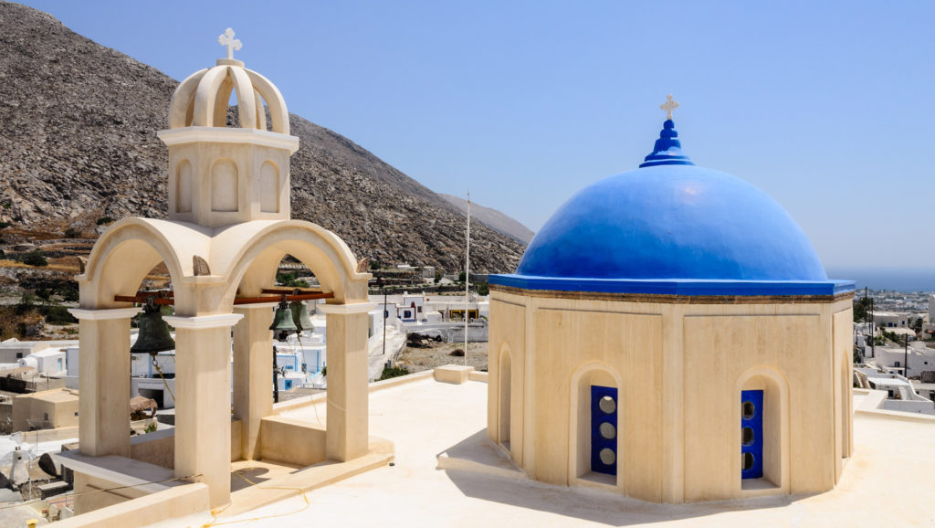 A Tale as Old as Time Tour in Santorini