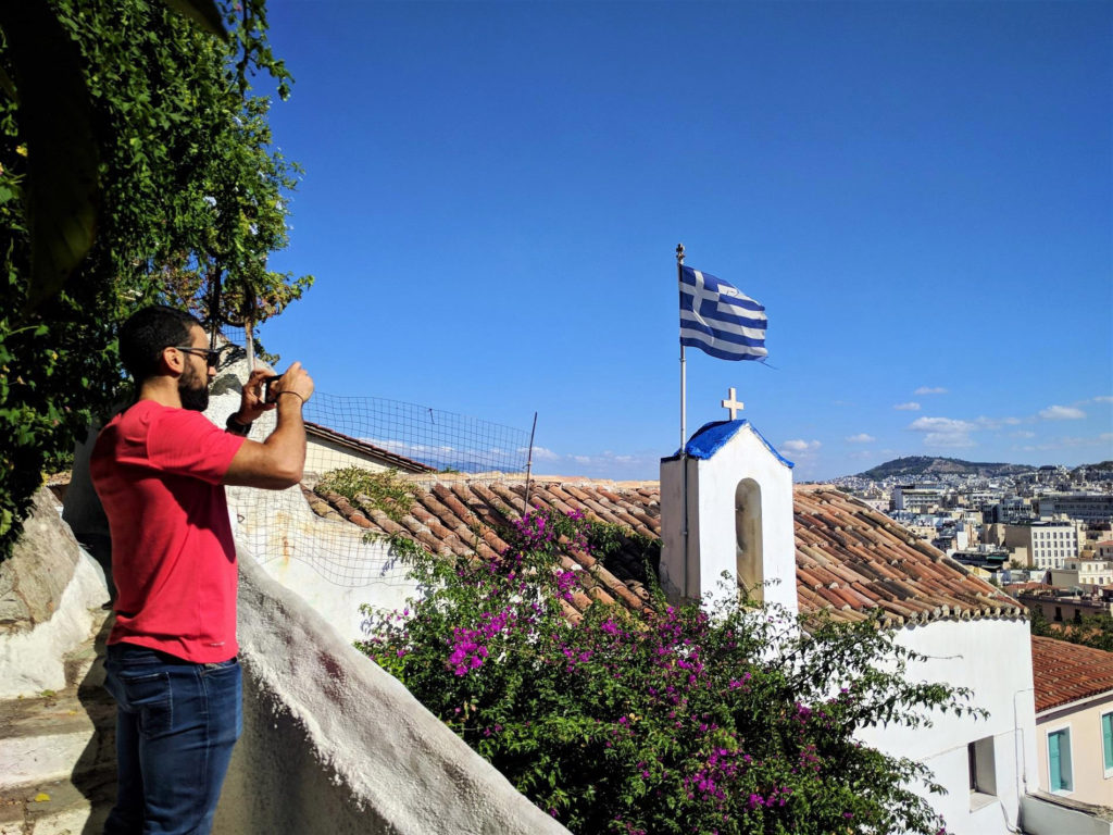 Athens Instagram Photo Tour