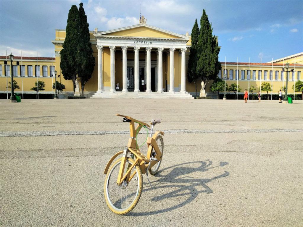 Athens Wooden Bike Tour