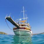 Blue Lagoon Cruise along Sithonia in Chalkidiki