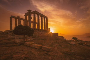 Cape Sounio Private Sunset Tour from Athens