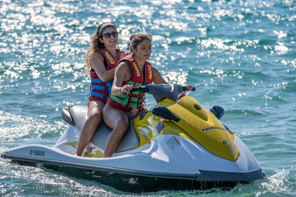 Combo Water Sport Activity Package in Sarti