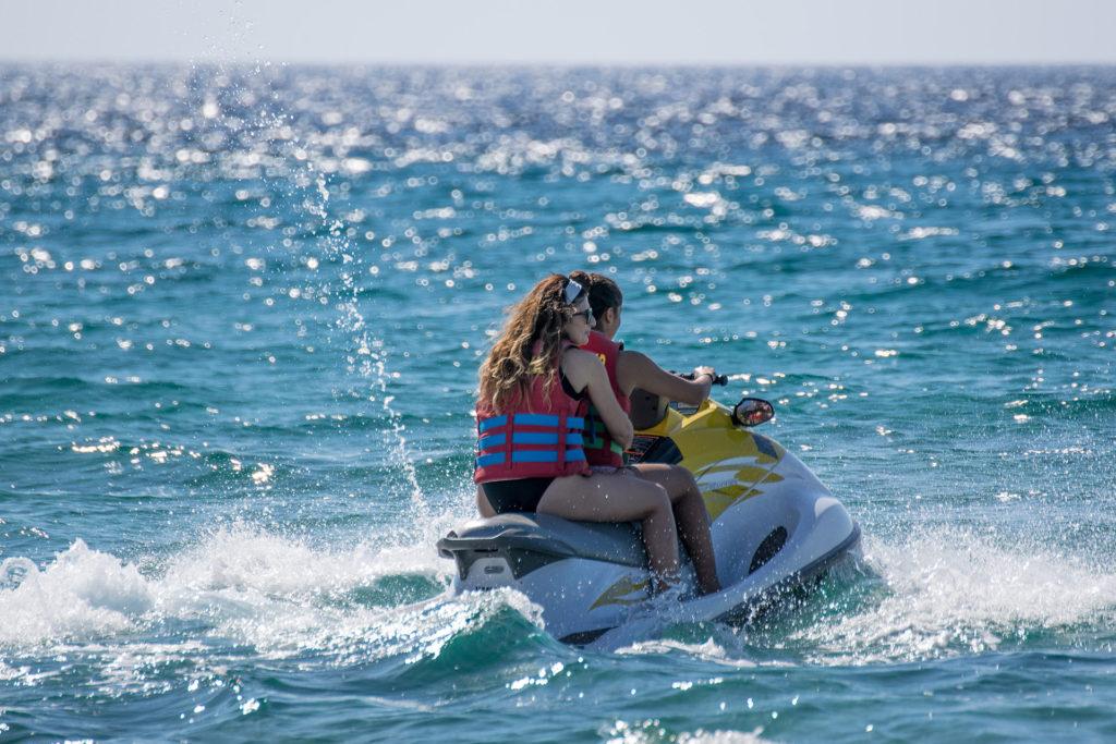 Combo Water Sport Activity Package in Nea Skioni