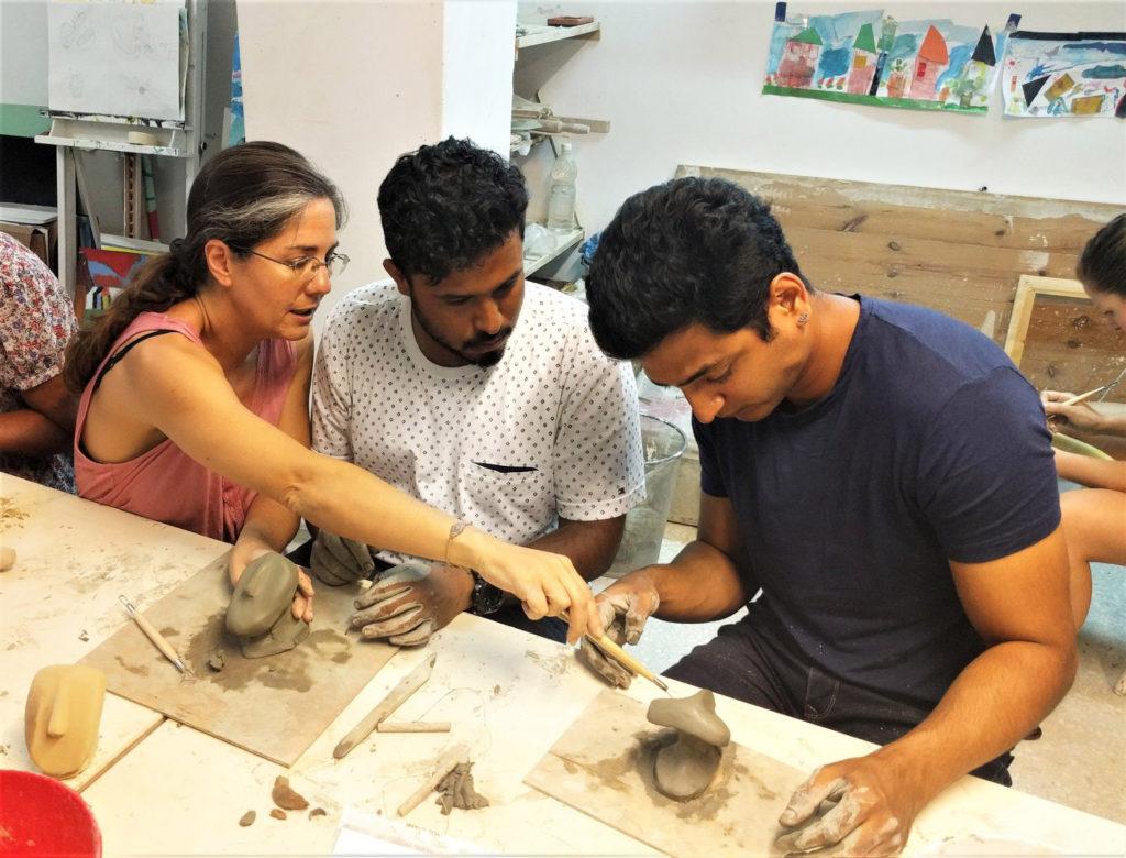 Make Your Own Souvenir Workshop