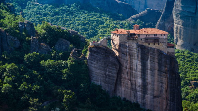 Meteora Day Trip From Athens By Train