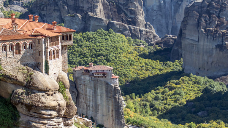 Half day tour in Meteora