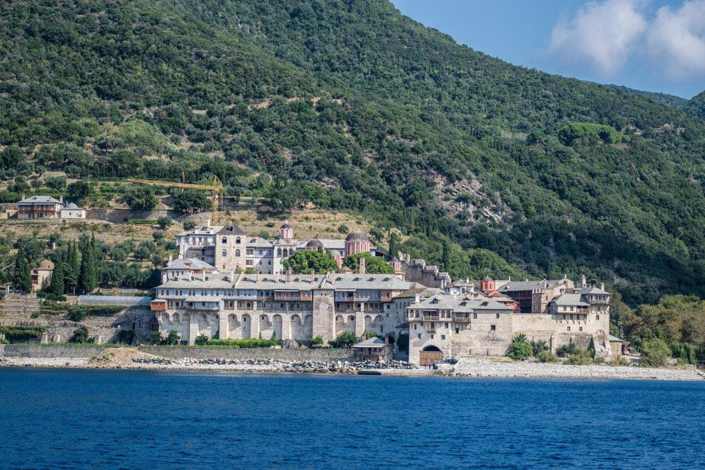 Mount Athos Monasteries cruise in Halkidiki