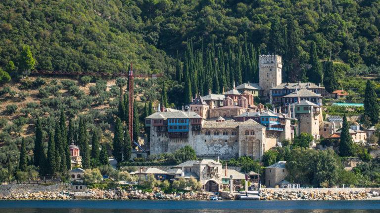 Mount Athos, Halkidiki cruise