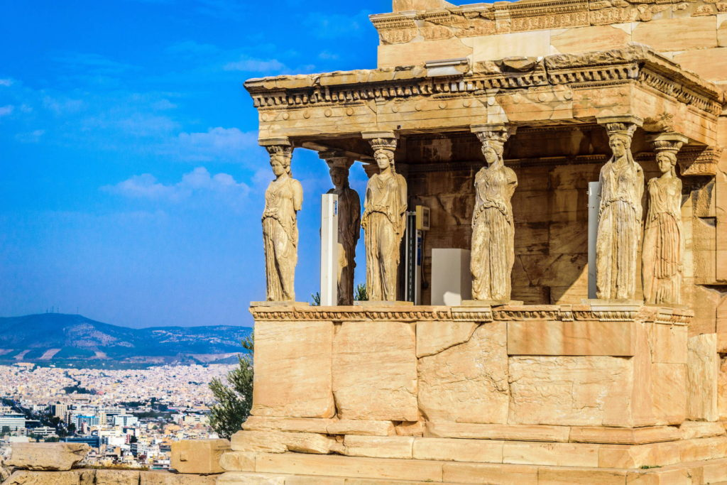 Mythology tour of Acropolis and Athens