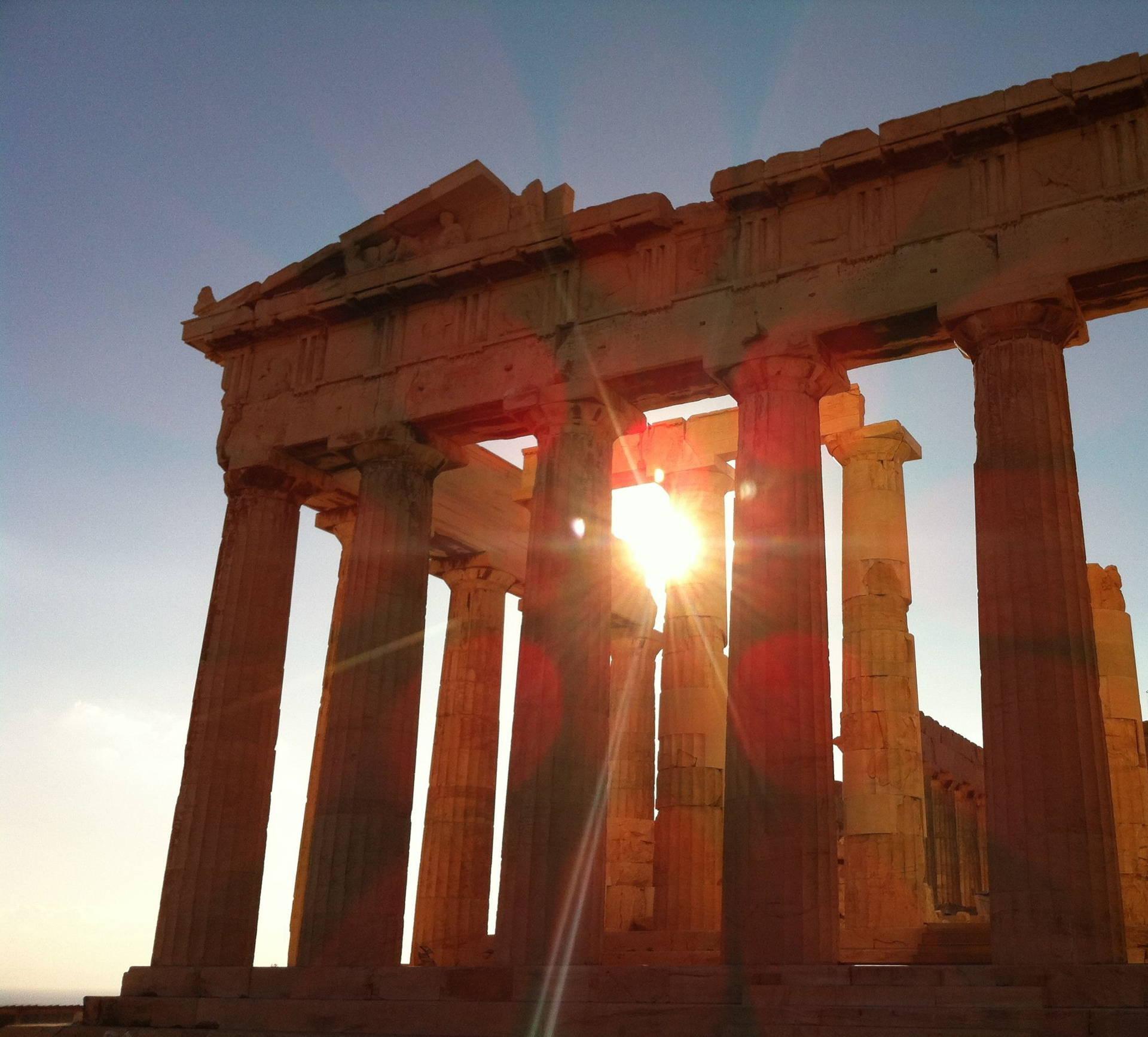 Mythology Athens tour