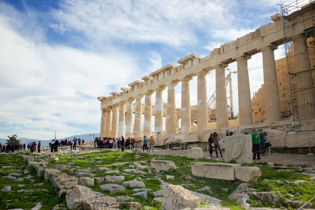 Private Acropolis Guided Tour