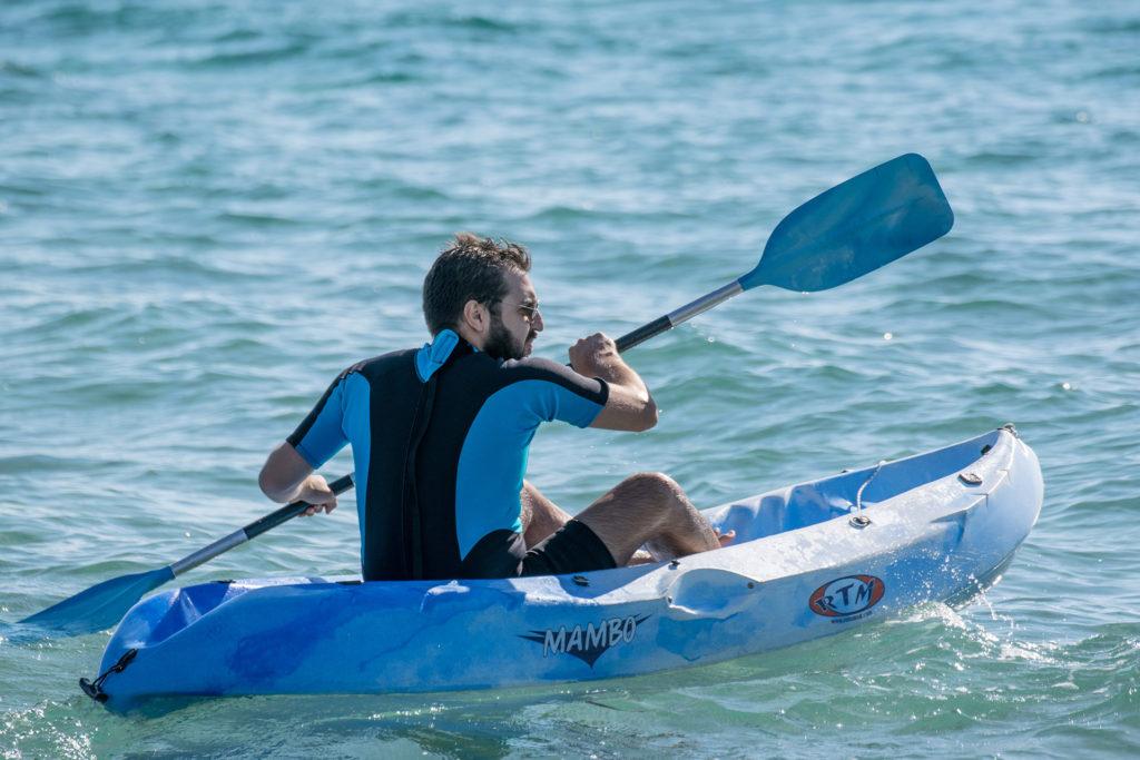 Single Day Water Sport Activities in Nea Skioni