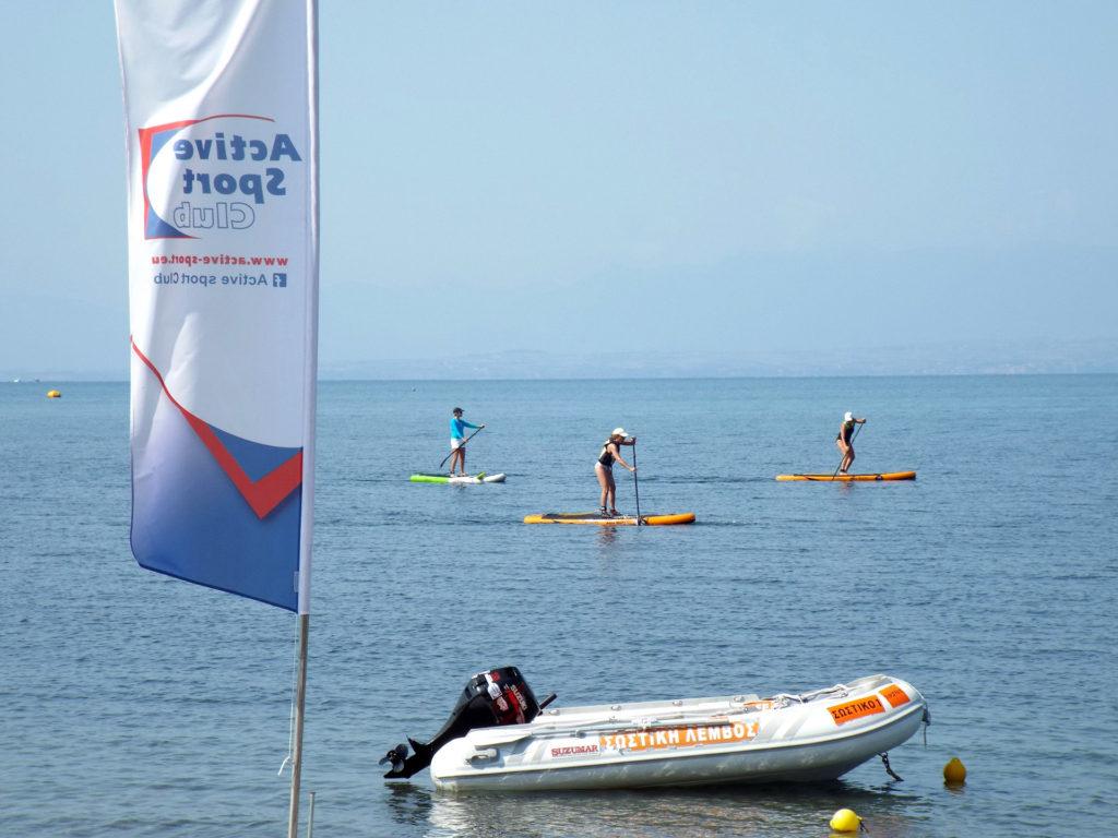 SUP Rental in Thessaloniki