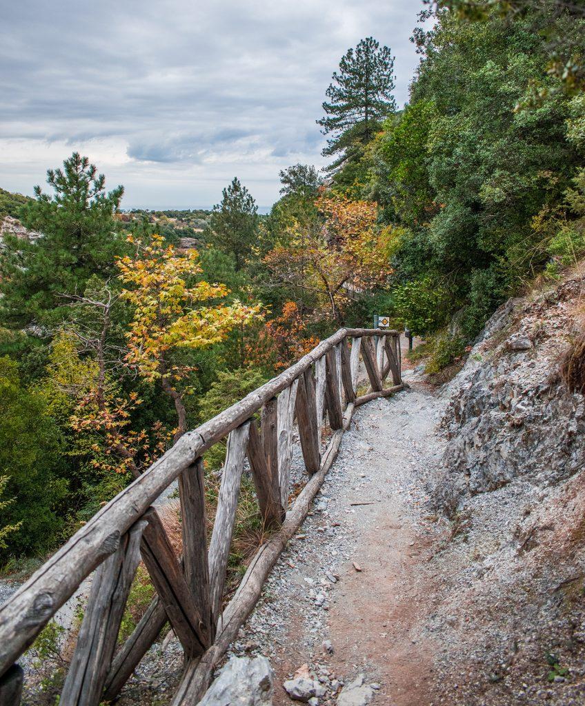 Mount Olympus treking - secluded paths