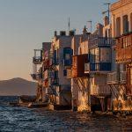 Mykonos and Little Venice Sunset Cruise