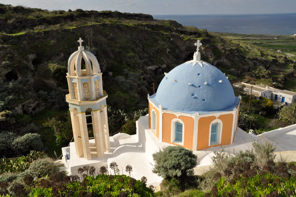 Discover Thirassia Tour from Santorini