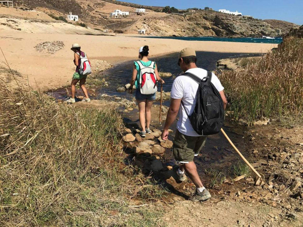 Hiking Tour in Mykonos